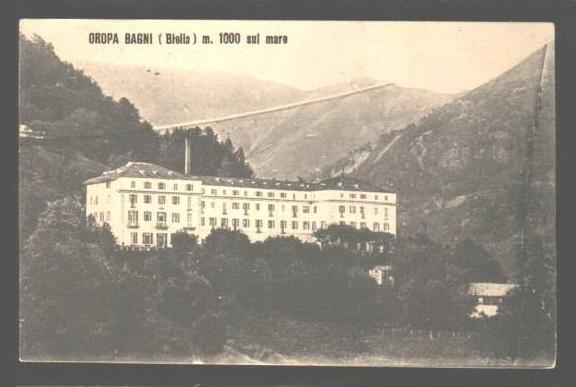 Lo stabilimento nel 1913