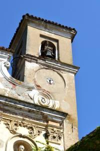10 - Chiesa (particolare campanile)