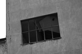 Particolare (si intravede la scalinata che porta sulla torre)