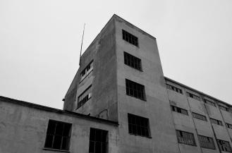 La torre Nord vista da via Carso